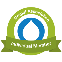 Drupal Assn Badge