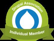 Drupal Assn Badge